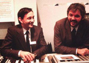 1984 – Firmengründung