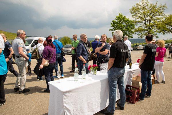 Protec 35 jähriges Jubiläum Weinwanderung 12QC2401