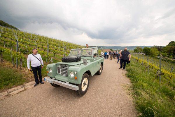 Protec 35 jähriges Jubiläum Weinwanderung 12QC2427