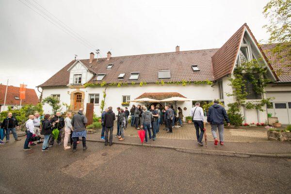 Protec 35 jähriges Jubiläum Weinwanderung 12QC2551