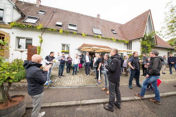 Protec 35 jähriges Jubiläum Weinwanderung 12QC2580